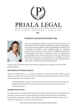 Media & Legal Articles